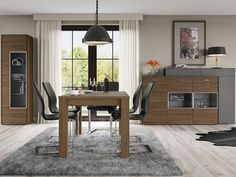 Furniture Set for Dining Room. In the online furniture store Euro Interiors Ltd. you can buy Szynaka / HARMONY HARMONY Dining Room Furniture Set of total Polish Designer Furniture and Kitchens in London, U. Dining Room Furniture Sets, Dining Bench, Home Furniture, Furniture Design, Furniture Ideas, Online Furniture Stores, Euro, Kitchen, Table
