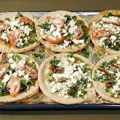 Pita bake recipe - so easy and so delicious!