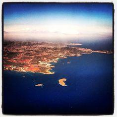 I see home!!! (Punta Arabi aerial view)
