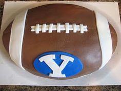BYU Cake