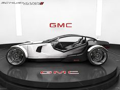GMC new concept car
