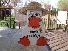Duck Paver