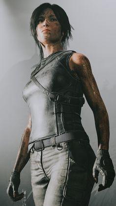 Tomb Raider Game, Tomb Raider Lara Croft, Raiders Wallpaper, Mileena, Dark Fantasy, Strong Women, Cosplay Costumes, My Girl, Video Games