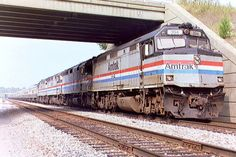 F40PHR Saratoga Springs NY pulling the American Orient Express   September 27 1998