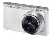 Flat 42% Off On Samsung NX Mini 20.5MP CMOS Smart Camera
