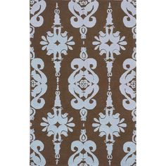 Lil Mo Classic Hand Hooked 8' X 10' Rug