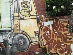 El Mundo Según Coco (Edición Australiana): Street Art en Melbourne