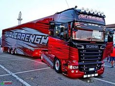 SCANIA TRUCKS – Sbírky – Google+