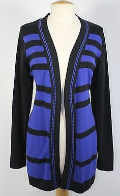Off-White - Cable-knit Wool-blend Cardigan - Royal blue | Women ...