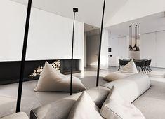 sleek yet cozy