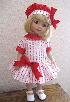 LITTLE-SWEETHEART-made-for-Ann-Estelle-Patsty-10-Tonner-Doll