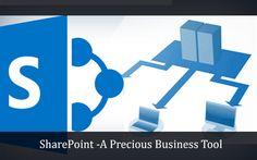 SharePoint - A Precious Business Tool