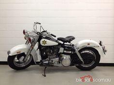 1969 Harley-Davidson FLH Electra Glide