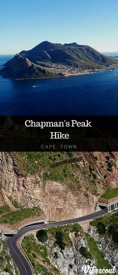 Chapman's Peak Drive is famous for its gorgeous views and for being a truly amazing piece of engineering Hiking Spots, Hiking Trails, Forest Waterfall, Table Mountain, Cape Town, Engineering, Amazing, Technology, Walking Paths