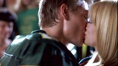 Best movie kiss goes to A Cinderella Story
