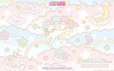 Little Twin Stars Wallpaper 2013 六月桌布 日本 SanrioBB Present – Stargazer Sanrio Characters, Fictional Characters, Fatal Attraction, Star Wallpaper, Stargazer, Little Twin Stars, Kawaii Cute, Hello Kitty, Twins