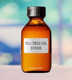 DIY TEA TREE OIL TONER AND 4 OTHER TONERS YOU CAN MAKE AT HOME FOR CLEAR SKIN NATURALLY