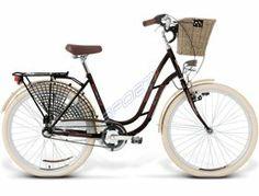 #Rower #Kross TEMPO #CLASSICO II Dark Brown, Bicycle, Retro, Presents, Bicycle Kick, Gifts, Bicycles, Rustic, Bike