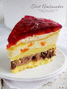 Ambassador cake-Your source of sweet inspirations! Vegan Wedding Cake, Wedding Cake Flavors, Wedding Cakes, Gluten Free Cooking, Cooking Recipes, Cooking Ideas, Vodka, Ice Cream Photos, Baking And Pastry