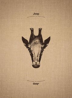animal optical illusion leo burnett 5