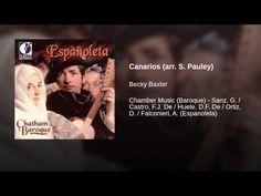 Canarios (arr. S. Pauley)