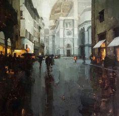 """James Kroner """"Il Duomo Di Firenze"""""""