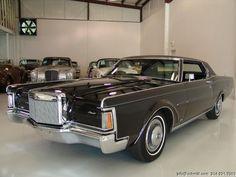 DANIEL SCHMITT & CO CLASSIC CAR GALLERY PRESENTS: 1970 LINCOLN MARK III COUPE