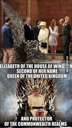 The Queen visiting the Iron Throne means only one thing.