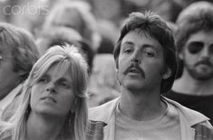 Behind the photo: Paul & Linda McCartney enjoy a concert and a joint with David Gilmour - The Strut