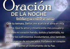 Imágenes cristianas: Oración de la noche para irse a dormir