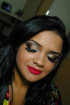 Flávia Ferreira Make Up.