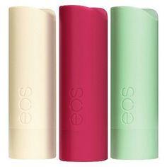 eos Lip Balm Sticks - omg it comes in sticks??