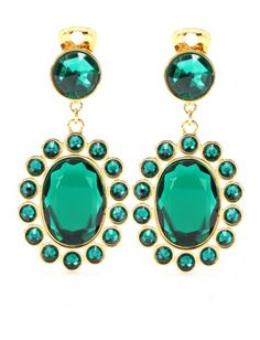 MIUMIU Miu Miu - CLIP-ON EARRINGS - mytheresa.com GmbH | Sumally