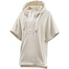 If your Momma is a yogi | Adidas By Stella Mccartney Ladies' Smc Yoga Cu Hoodie, $175