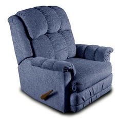 I love our blue recliner and it has many fond memories from my childhood connected to it.