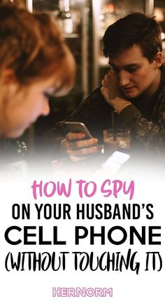 Sometimes the only real and sure way to find out if your husband is faithful is through his phone. But if you hold high respect for privacy, then you might not want to go through his stuff. Here's how to spy on him without ever touching his phone! Click to learn more.