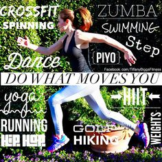 Do what moves you.  #fitness #motivation #inspiration #fit #health #piyo #running #zumba