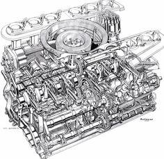 509 best engine images on pinterest engine jet engine and motor rh pinterest com