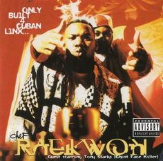 Raekwon, Only Built 4 Cuban Linx...***: I liked it, but it often sounded like the same old song being replayed over and over. In other words, there was little variation from track to track, and it left me feeling like this was much longer than it needed to be. I did think the lyrics rocked, and the delivery was quite interesting, but all in all, this was a fairly average recording for me. 8/27/15