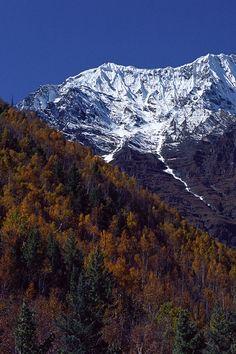 Fall\winter • Kanjiroba Himal, Upper Dolpo, Nepal