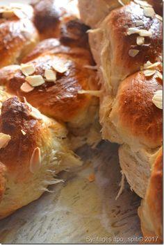 DSC_3594 Greek Pita, Greek Easter, Greek Recipes, Cake Cookies, Bakery, Recipies, Food And Drink, Gluten Free, Sin Gluten