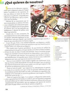 ¿Qué quieren de nosotros? Juntos 1ères, 2011, p. 138