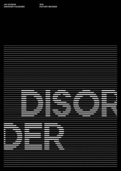 Disorder, a tribute to Joy Division