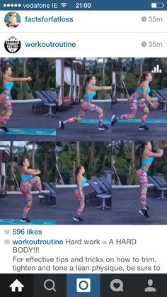 Jumpy squats