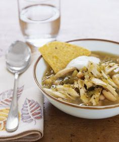 Whatever Dee-Dee wants, she's gonna get it: Blogger's Recipe Roundup-Southwestern Chicken Soup