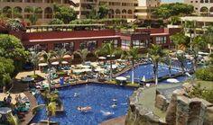 Hotelli Jacaranda, Costa Adeje, Teneriffa