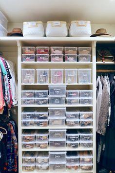 Shoe organization closet shelves Ideas for 2019