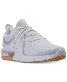 Nike Men s Air Max Sequent 3 Running Sneakers from Finish Line - White 11.5 Mens  Nike 32dfa52d3a