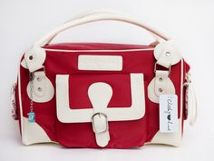 DSLR Camer Bag (:  Cheeky Lime Classic Bag Red
