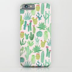 Cactus iPhone & iPod Case